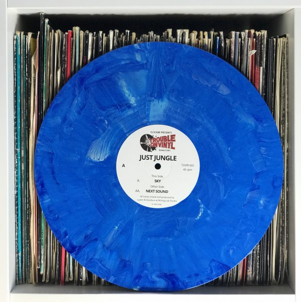 Just Jungle Sky / Next Sound blue marbled