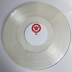 Just Jungle, Gold EP Special Edition, Clear Vinyl